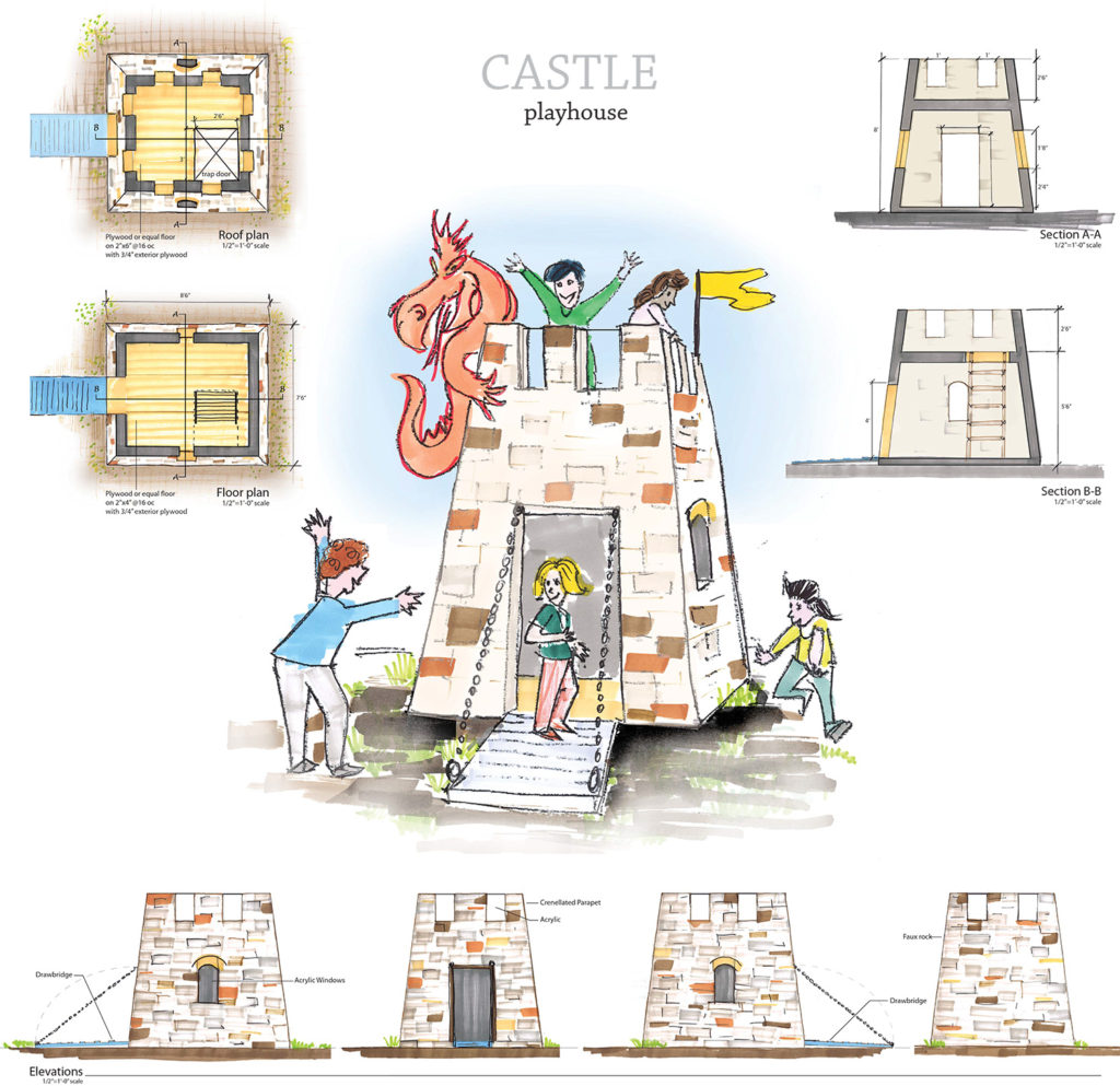 Playhouse_Board_Castle
